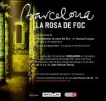 Barcelona La rosa de foc - Manuel Huerga - Front