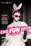 Cosi Fun Tutte - Cárol López (2012) - Front